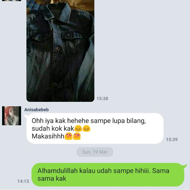Trusted 💯 Testimonials Jeans Jacket