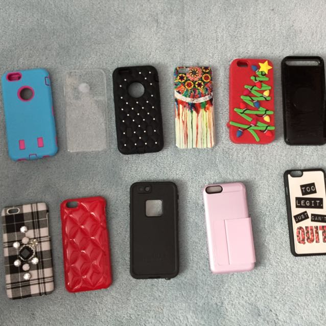 Various Phone Cases