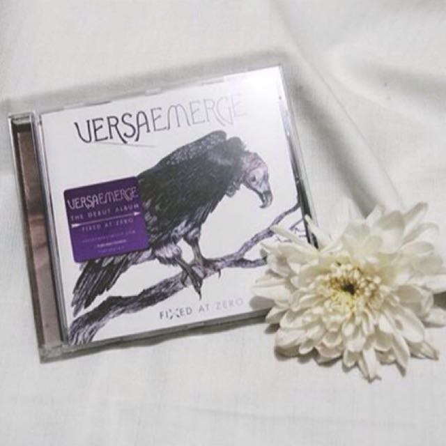 VersaEmerge – Fixed At Zero. (CD)