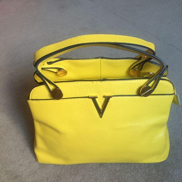 Yellow Big Bag