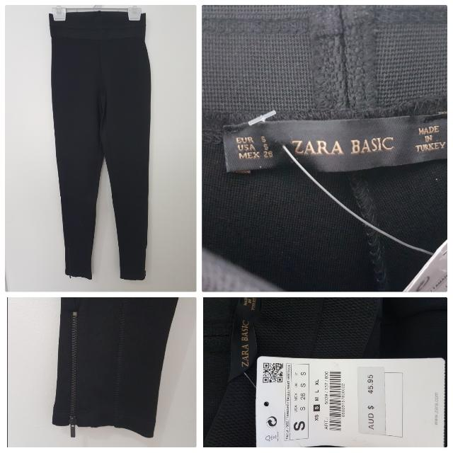 Zara Basic Tights