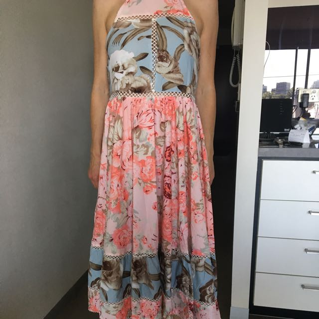 Zimmermann Inspired Dress XS