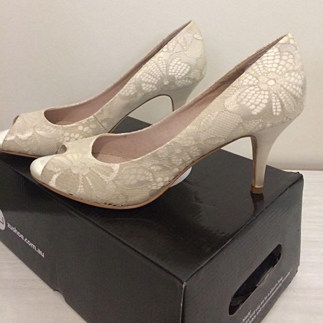 Zu Wedding Heels