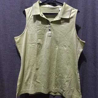 Fairway & Greene Sleeveless Top