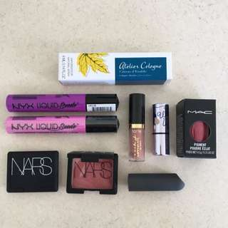 Assorted Travel Size Makeup