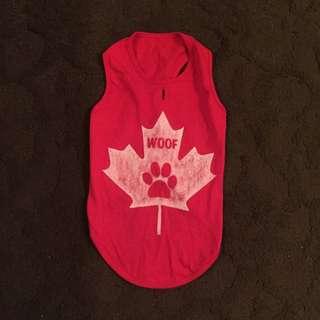 Canada Dog Shirt