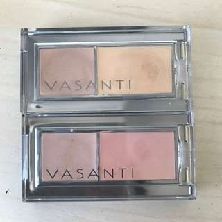 2 Vasanti Concealer Palettes