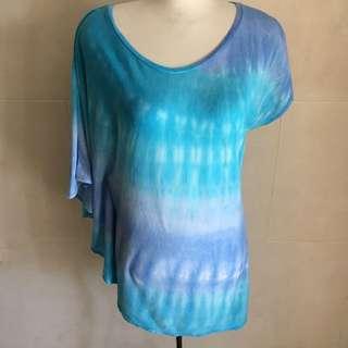ZOA Blue Tie Dye Tunic/dress
