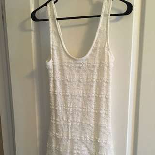 Sz Lrg Lace Dress