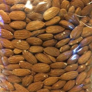 Healthy Organic Imported Almond Nuts 200g