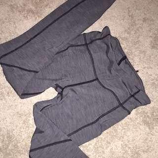 Lululemon speed tights size 4