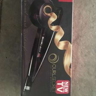 vs Sasson Hair Curling/ Styling Device