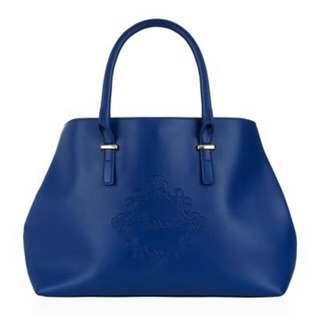 HARRODS BLUE BAG