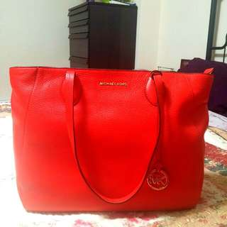 Authentic MK Large Tote