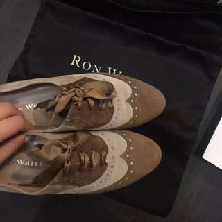 Ron White Leather Shoes