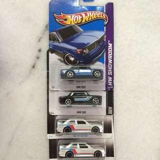 Hotwheels BMW