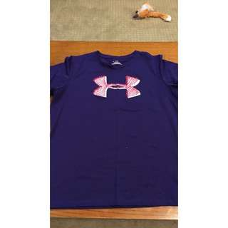 Under armour Workout T-shirt