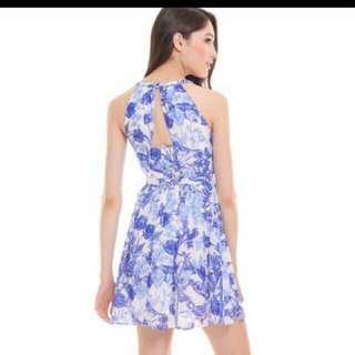 TCL Blue Mirage Dress 👗