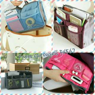 Bag Organizer / Travel Accessories Mutiple Function Bag  [Ready stock][Quality Guaranteed][Brand New][Free Normal Mail]