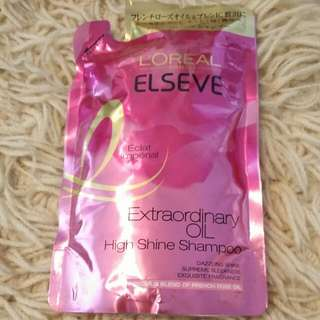 Loreal Extraordinary Oil High Shine Shampoo