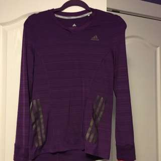 Reflective Adidas Long Sleeve