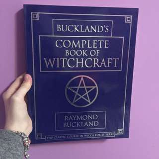 All About Witch Craft Book