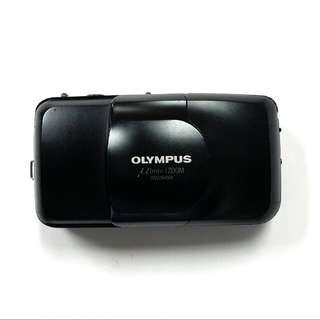 Olympus Mju Zoom Panorama