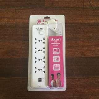 Akari USB Extension Cord