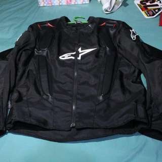 Alpinestars Riding Touring Jacket Mesh With Alpinestars Pants Brandnew Condition