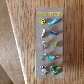 Gorman Earring Set