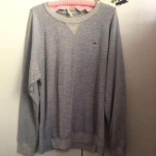 Adidas Grey Jumper