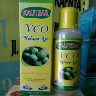 VCO Kelapa Ijo Kautsar
