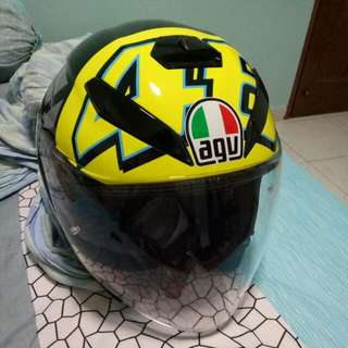 agv k5 jet winter test