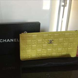 Chanel Clutch Bag Authentic