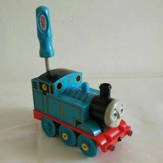 Thomas Train Bulit And Go