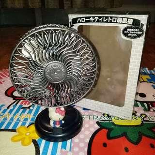 Hello Kitty Mini Electric Fan