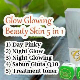 Glow Glowing Beauty Skin