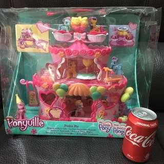 My Little Pony Ponyville Cute 城堡
