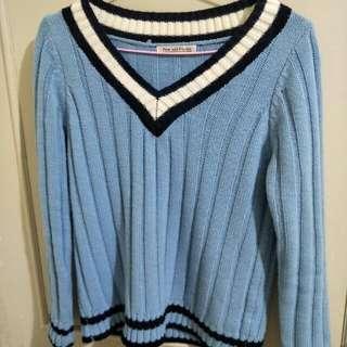 學院風毛衣(可換物)
