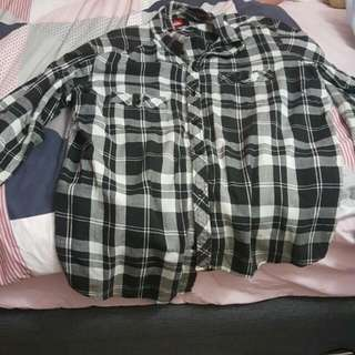 Quiksilver Check Shirt