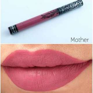 May Von D Liquid Lipstick 'Mother'