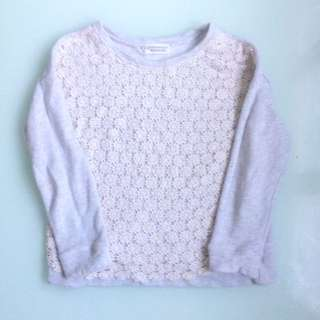 Dainty Sweater Pullover