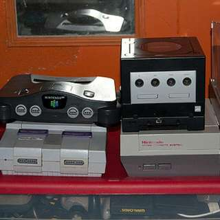 Looking To Buy Retro Consoles