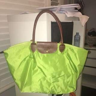 Longchamp Bag GREEN/LIME