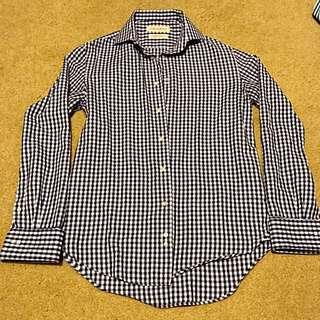 Rhodes and Beckett Shirt - 39 Slim R
