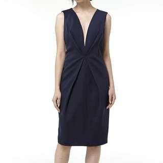 BRAND NEW! Plunging Dress