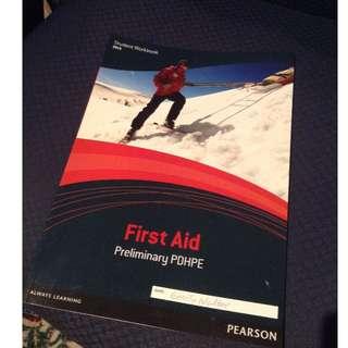 First Aid Workbook