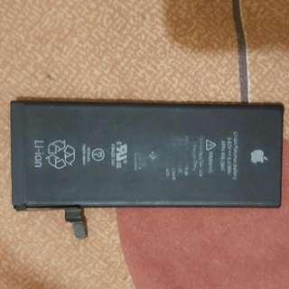 Baterai Iphone 6 Asli Copotan !