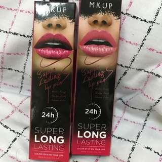 Mkup Lasting Lip Pen