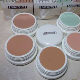 Naturactor Coverface Concealer & Foundation